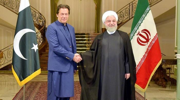 پاکستان اور ایران کا خطے میں مصالحتی عمل آگے بڑھانے پر اتفاق