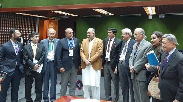پاکستان کی پارلیمانی سفارتکاری میں بھارت کو تاریخی شکست