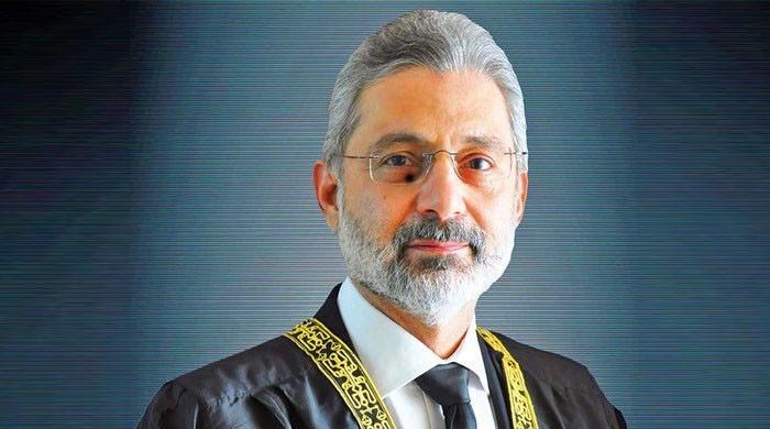 'ریفرنس کا مقصد ججوں کو خاموش کرانا ہے'، جسٹس قاضی فائز کا جواب الجواب