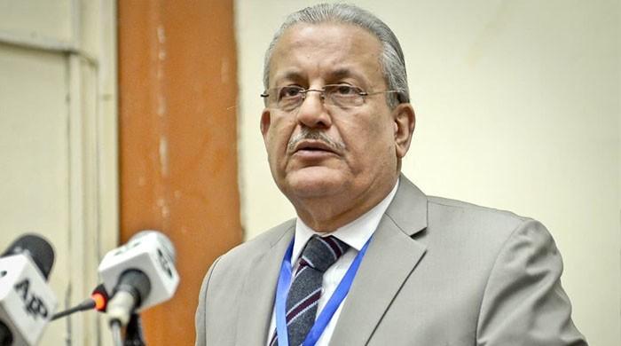رضا ربانی نے سفارتی محاذ پر بھارتی سیاستدان کو شکست دے دی