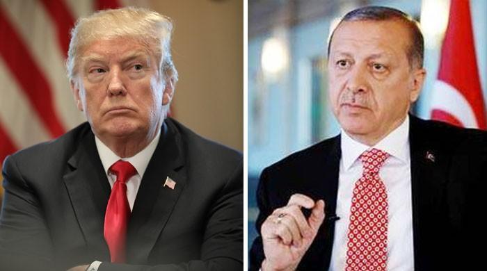 شام میں کُردوں پر حملہ، امریکا نے ترکی کیخلاف سخت ایکشن لے لیا