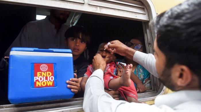انسداد پولیو ویکسین کے حق میں 100 سے زائد فتوے جاری