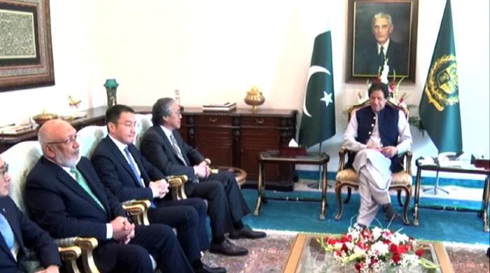 ہانگ کانگ کی کمپنی کا پاکستان میں 240 ملین ڈالر کی سرمایہ کاری کا اعلان