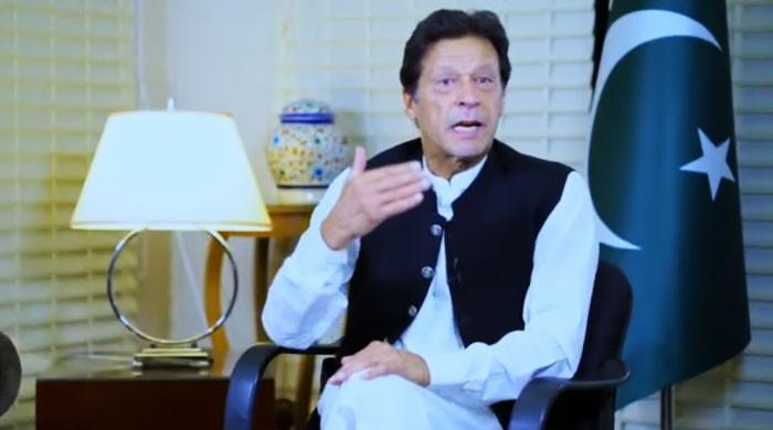 ڈونلڈ ٹرمپ کی سب سے اچھی بات یہ ہے کہ وہ جنگ پر یقین نہیں رکھتے، عمران خان