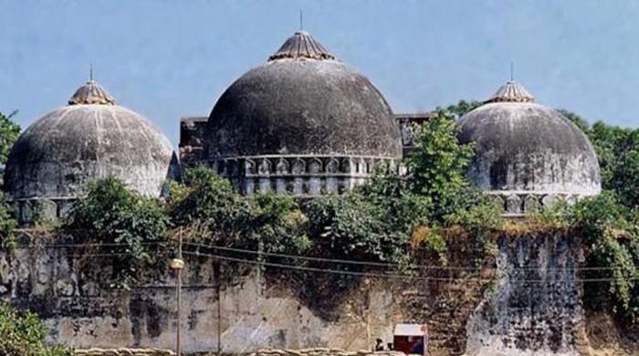 بھارتی سپریم کورٹ میں بابری مسجد کیس کی سماعت مکمل، فیصلہ محفوظ