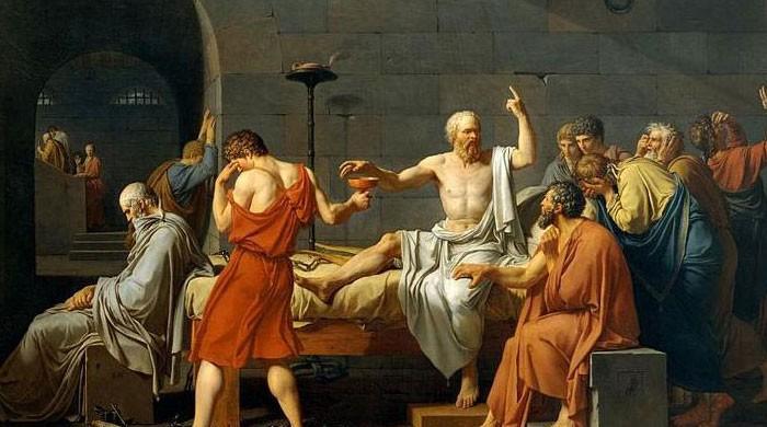 سقراط، کریٹو اور افلاطون