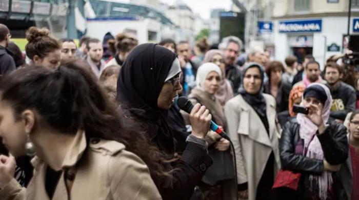 فرانس میں مسلم خاتون سیاستدان کی انتہاپسندی کا شکار