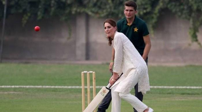 شاہی جوڑے کی لاہور آمد، شہزادی کا اردو میں خطاب