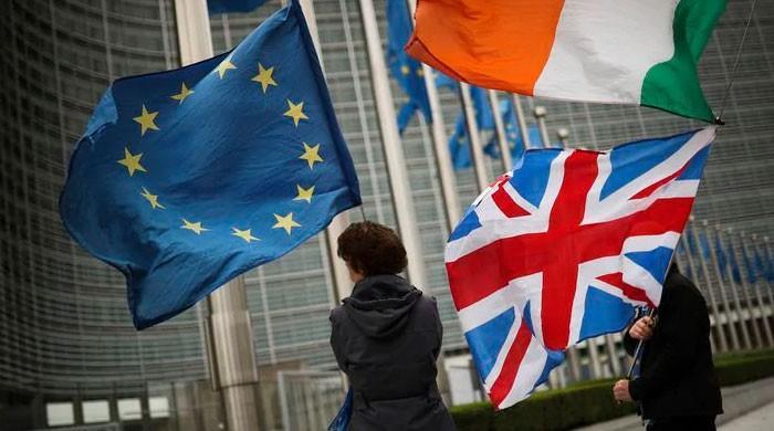 برطانیہ اور یورپ نئی بریگزٹ ڈیل پر رضامند
