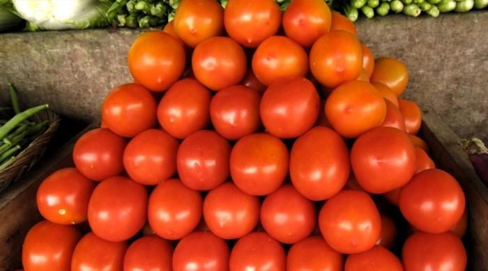 ٹماٹر، خوشی سے لال ہے یا غصے سے؟