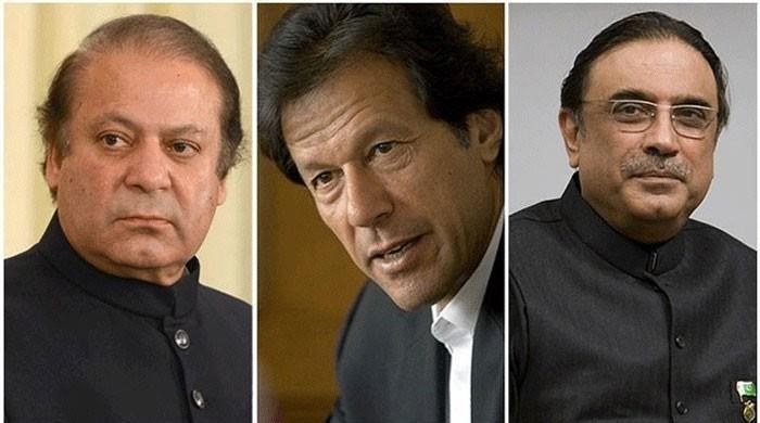 گڈ اور بیڈ طالبان کے بعد گڈ اور بیڈ سیاستدان