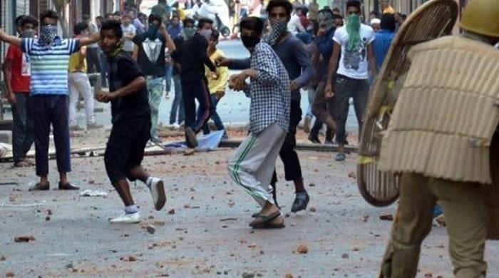 کشمیری فریاد نہیں بلکہ اعلانِ جہاد کر  رہے ہیں