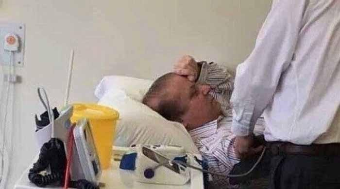 نواز شریف کا اسپتال میں پانچواں دن، پلیٹیلیٹس 45 ہزار تک پہنچ گئے