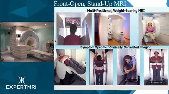 پاکستانی نژاد ڈاکٹر ثنا خان نے اسٹینڈنگ ایم آر آئی مشین ایجاد کردی