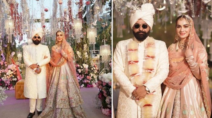 معروف ڈیزائنر علی ذیشان شادی کے بندھن میں بندھ گئے