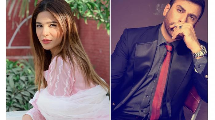 عائشہ عمر اور شمعون عباسی کی 'ڈھائی چال'