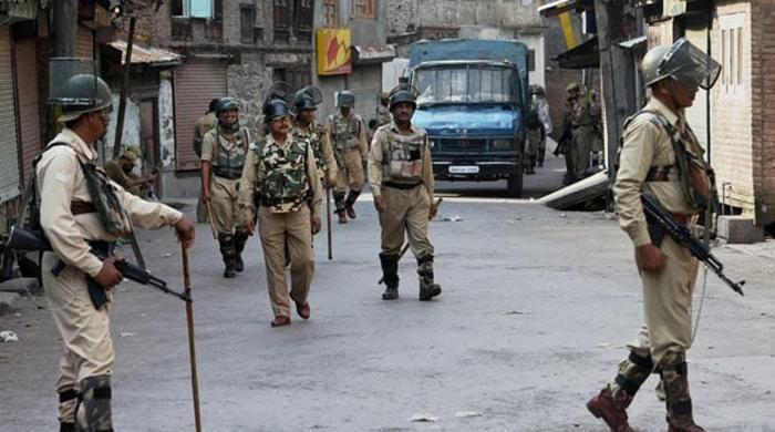 مقبوضہ کشمیر: بھارتی فوج نے مزید 2 کشمیریوں کو شہید کردیا