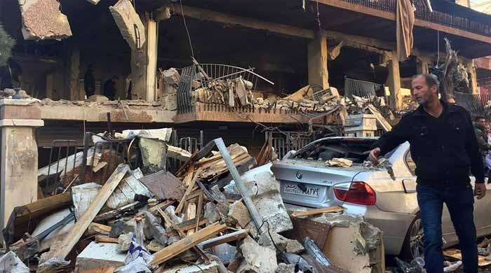 غزہ: اسرائیلی فوج کی بمباری سے اہم فلسطینی کمانڈر جاں بحق