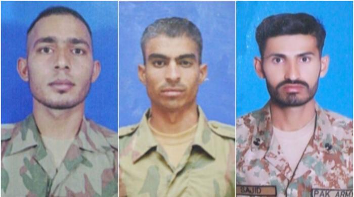شمالی وزیرستان میں بارودی سرنگ کا دھماکا، پاک فوج کے 3 اہلکار شہید