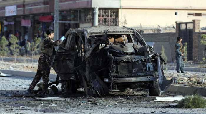 کابل: وزارت داخلہ کے دفتر کے قریب دھماکا، 7 افراد جاں بحق