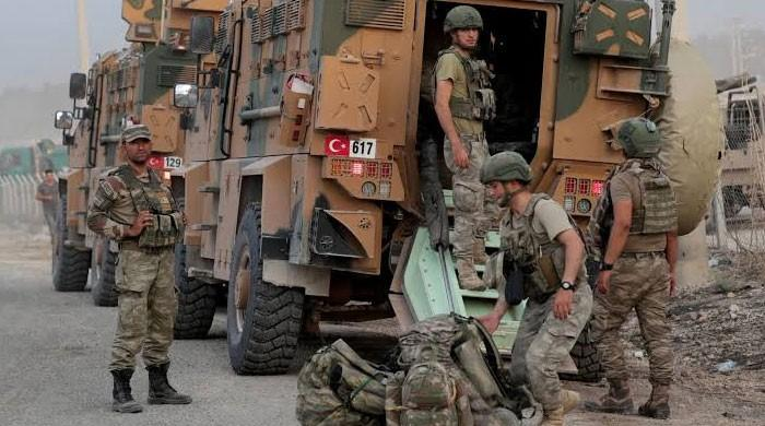 امریکا کا شام میں سیکڑوں فوجی مستقل تعینات رکھنے کا اعلان