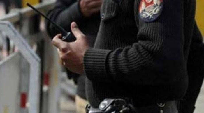 پشاور میں فائرنگ سے ڈی ایس پی سی ٹی ڈی شہید