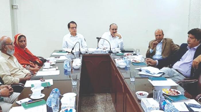 صحافی تنظیموں کا میڈیا سیفٹی کیلئے نیشنل پروٹوکول اور  گائیڈلائنز  وضع کرنے پر اتفاق