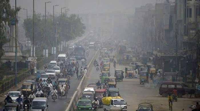 کراچی آج دنیا کا چوتھا آلودہ ترین شہر