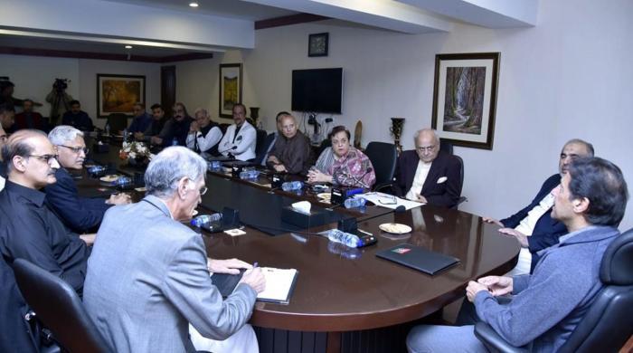 فیصلہ کرلیا ہے بہت جلد کابینہ میں تبدیلی کا اعلان کروں گا، وزیراعظم