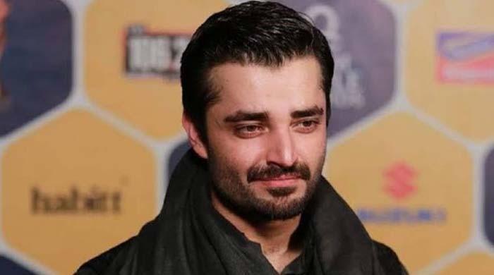 """حمزہ علی عباسی کا """"شوبز """" نہ چھوڑنے کااعلان"""