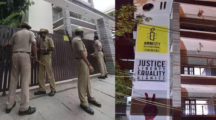 مودی سرکار کا مکروہ چہرہ بے نقاب کرنیوالی عالمی تنظیم کیلئے بھارت میں کام کرنا دشوار