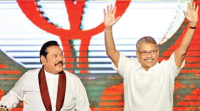 سری لنکا صدارتی انتخابات: سابق صدر راجا پاکسا کے بھائی کے ہاتھوں حکومتی امیدوار کو شکست