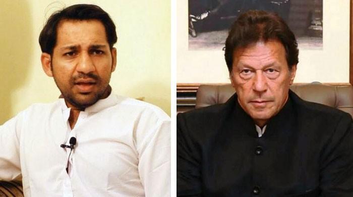 وزیر اعظم عمران خان  بھی سرفراز احمد کے حوالے سے بول پڑے