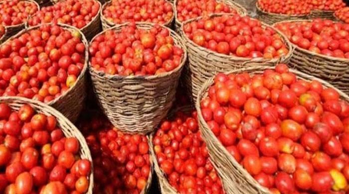 ایران سے آنے والے ٹماٹر بھی قیمتوں میں کمی نہ لاسکے