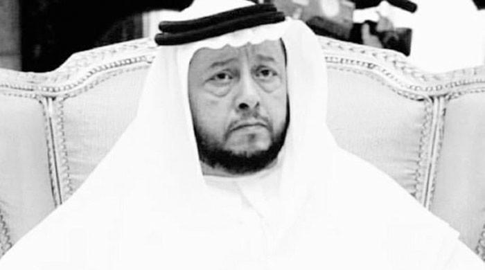 متحدہ عرب امارات کے صدر شیخ خلیفہ کے بھائی انتقال کرگئے