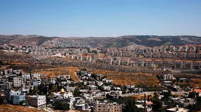 امریکا نے مغربی کنارے پر اسرائیلی بستیوں کو قانونی قرار دیدیا