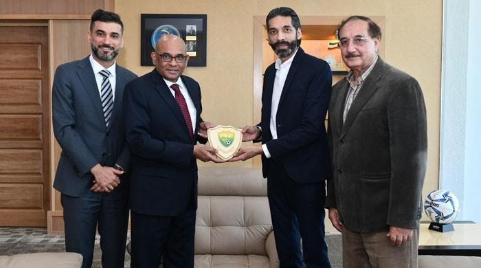 ایشین فٹبال کنفیڈریشن کا پاکستان فٹبال فیڈریشن کے شفاف انتخابات کرانے پر زور