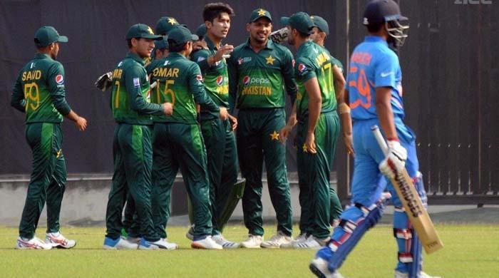 بھارت کو شکست دے کر پاکستان ایمرجنگ ٹیمز  ایشیاکپ کے فائنل میں