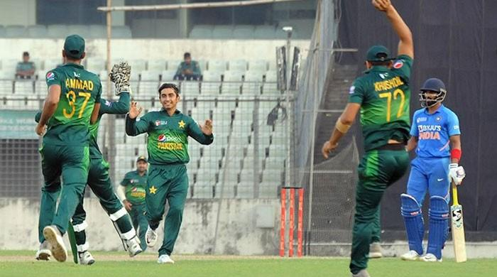 ' بھارت کیخلاف کھلاڑی آخری گیند تک لڑے '