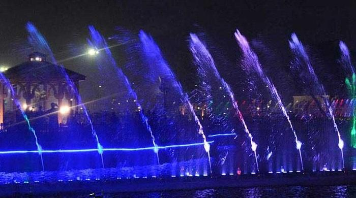 گریٹر اقبال پارک منصوبہ بھی کرپشن الزامات سے محفوظ نہ رہ سکا