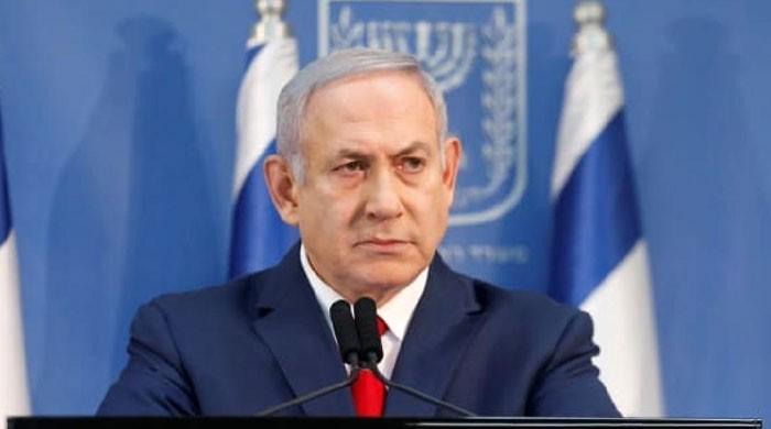 اسرائیلی وزیراعظم بن یامین نیتن یاہو  پر کرپشن کے الزام میں فرد جرم عائد