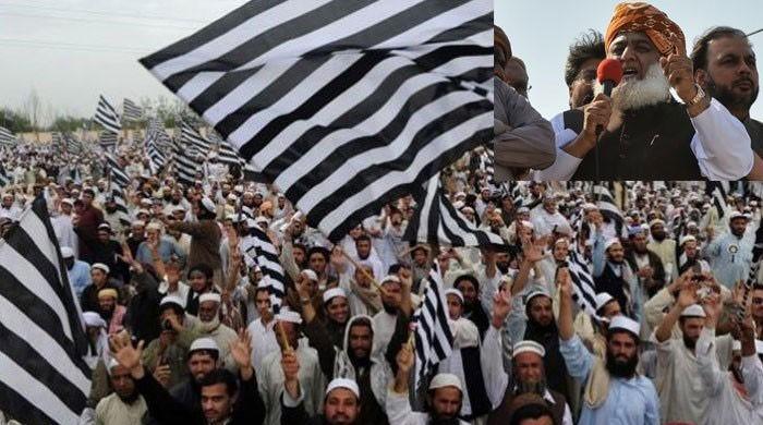 اسلام آباد دھرنا: اِک گُتھی، جو سلجھ نہ سکی