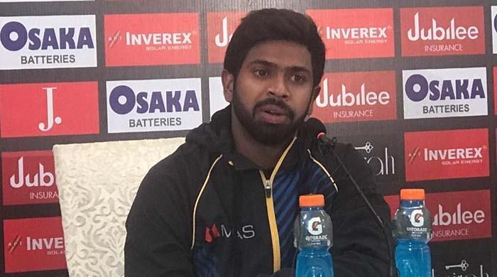 راولپنڈی ٹیسٹ میں سری لنکا اننگز ڈکلیئرڈ نہیں کرے گا