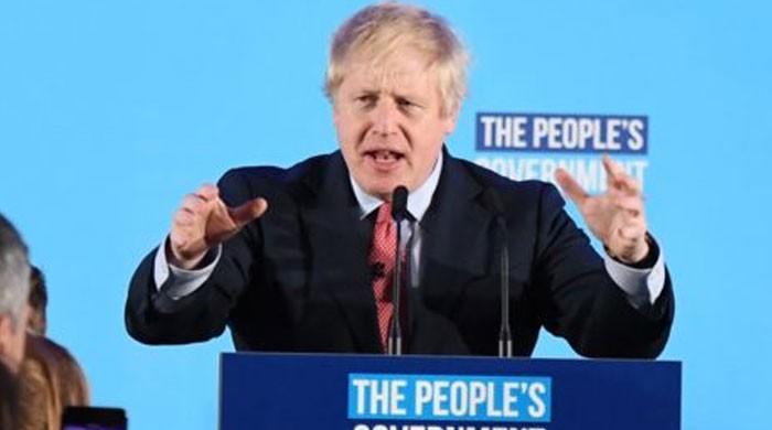 برطانوی انتخابات: بورس جانسن کی کنزرویٹو پارٹی کو تاریخی فتح