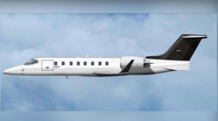آصف زرداری سندھ حکومت کے سرکاری طیارے سے کراچی پہنچے