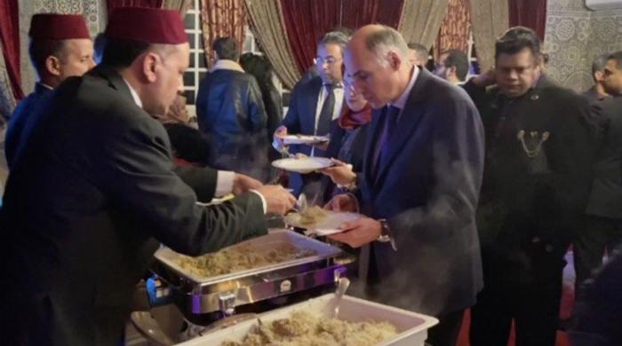 دورہ مراکش اور ''بریانی فیسٹیول'' کا انعقاد