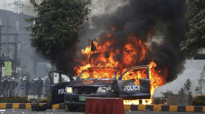 پی آئی سی واقعہ: غفلت برتنے والے پولیس افسران کی نشاندہی کیلئے کمیٹی تشکیل