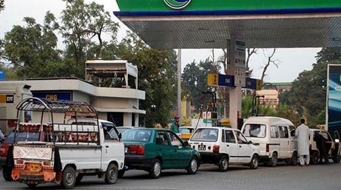 کراچی میں 6 روز بعد اچانک کھلنے والے سی این جی اسٹیشنز چند گھنٹوں بعد ہی بند