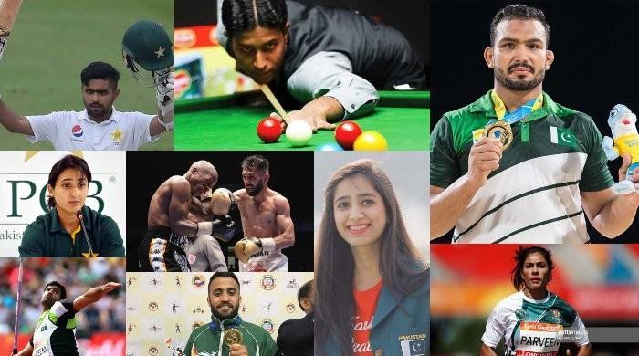 2019 کے 10 کامیاب ترین پاکستانی کھلاڑی