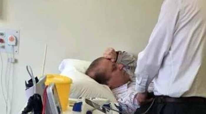 نواز شریف کو دل کے آپریشن کیلیے اسپتال میں داخل کرنے کا فیصلہ
